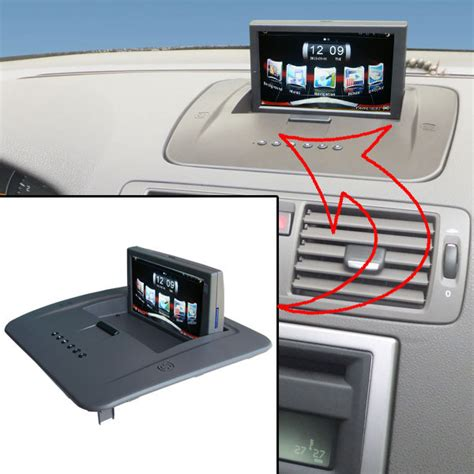 car gps navigation for volvo s40 c30 c70 with 6 2 inch touch screen usb player bluetooth music