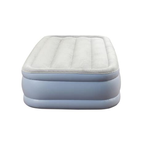beautyrest twin elevated adjustable air bed mattress