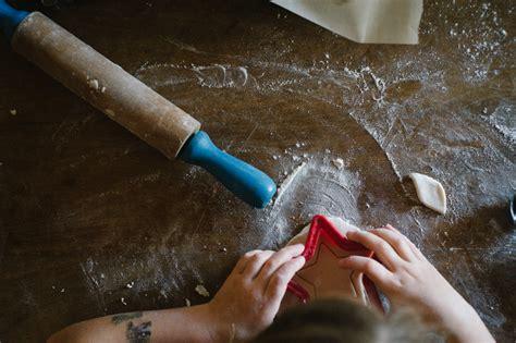 Handmade Dough - handmade salt dough ornaments cloistered away
