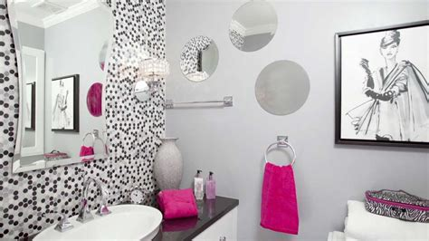 bathroom girls pic stunning decor of girls bathroom ideas with polkadot