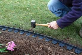 Do It Yourself Landscaping Ideas Front Yard - e z connect landscape edging made easy
