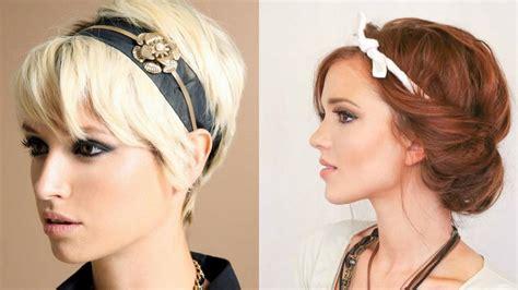 Cheveux Envy Hair Parfum Rambut id 233 es coiffure avec un headband 10 photos pour s