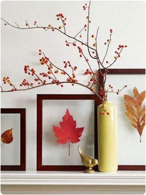 crafts for fall decorations 45 easy fall decorating craft projects that are easy and