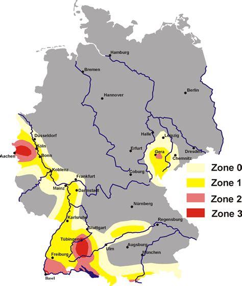 Earthquake Germany | list of earthquakes in germany wikipedia