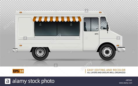 food truck design vector food truck vector template for car branding and