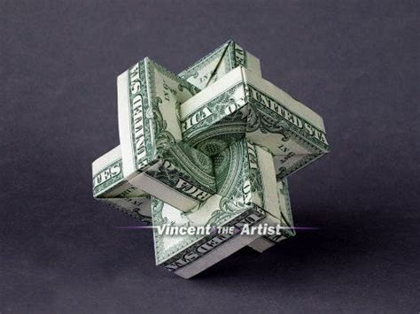 Shaped Dollar Bill Origami - umulius rectangulum dollar origami money dollar origami