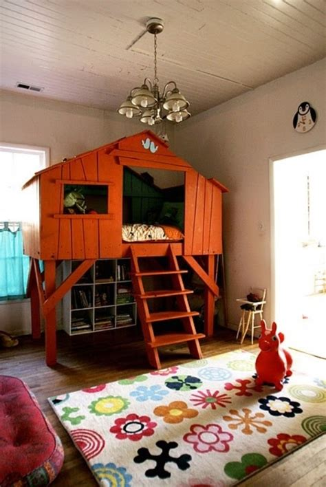 awesome kid beds 35 cool kids loft beds kidsomania