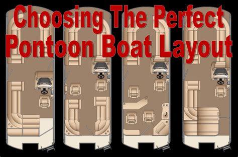 best pontoon boat size the best pontoon boat layout smart boat buyer guide