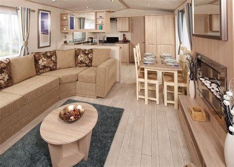 modern mobile home remodeling idea beachy color scheme
