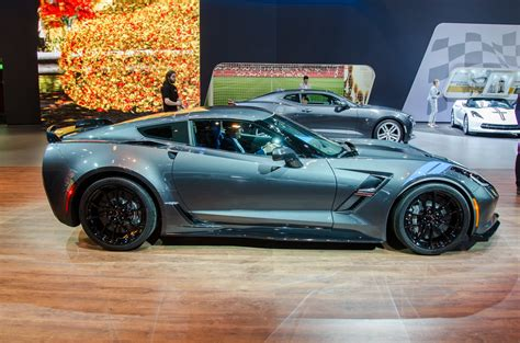 2017 Corvette Hp by Chevrolet Corvette Grand Sport 2017 Con 460 Hp