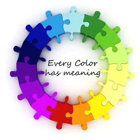 puzzle with every color how colors in logo design promote brands designhill