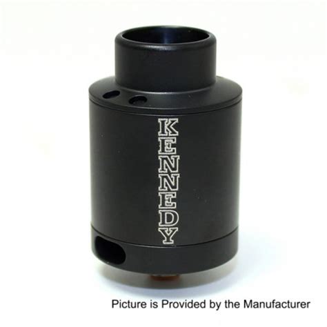 Kennedy V5 Rda 24mm Clone By Sxk Vape Rokok Electric 14 59 sxk kennedy v5 style rda 316ss 24mm black atomizer w