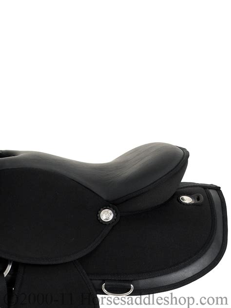 16 Quot 17 Quot Abetta Gaited Comfort Flex Trail Saddle 20537f