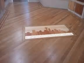 hardwood floor inlays home design ideas and pictures