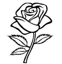 flower coloring page pictures coloring - Roses Coloring Pages