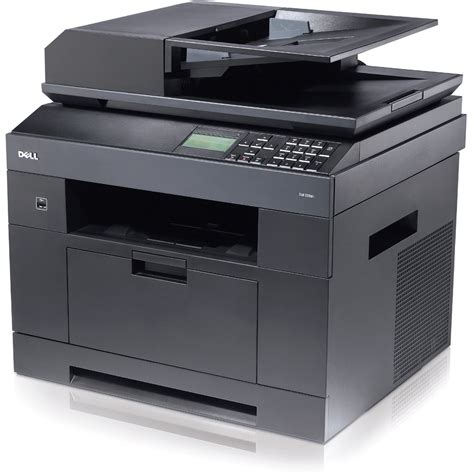 Printer Laser Multifunction dell 2335dn laser multifunction printer copyfaxes