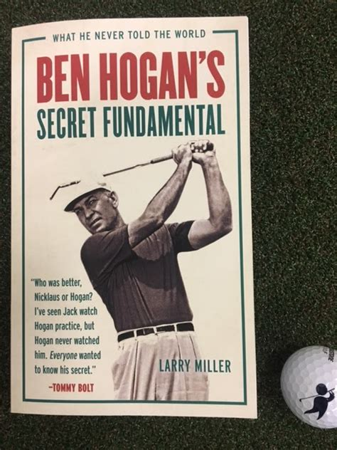ben hogan swing book american golfer book review ben hogan s secret fundamental