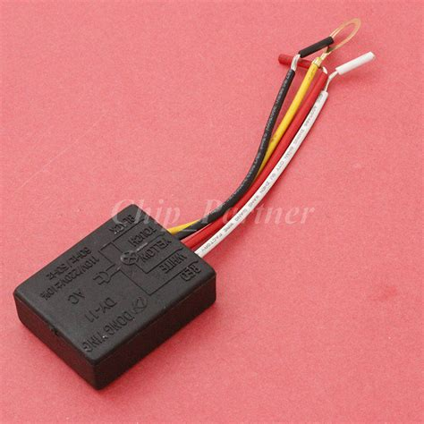 3 way table desk light parts touch sensor switch