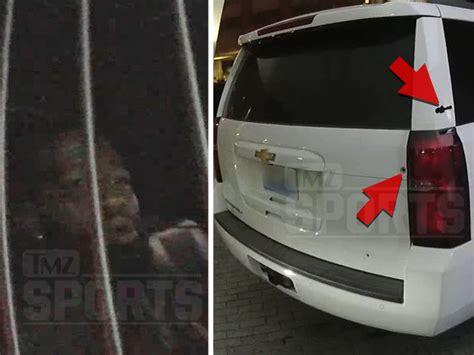 Adrien Broner Criminal Record New Adrien Broner Arrest Shows Bullet Ridden Suv Tnn Top News Now