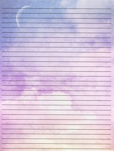 beautiful writing paper 30 best free printable stationary images on