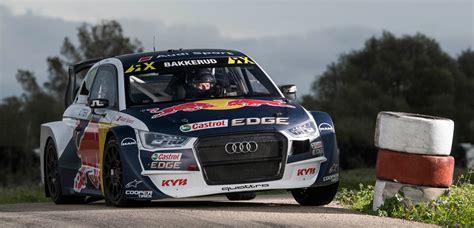 Audi Rx by Second Audi S1 Eks Rx Quattro Unveiled By Eks Audi