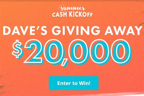 Dave Ramsey May Giveaway - dave ramsey s quot summer cash kickoff quot giveaway sweepstakesbible