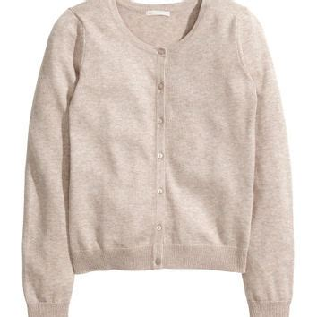 Cardigan Di H M H M Cotton Cardigan 14 99 From H M