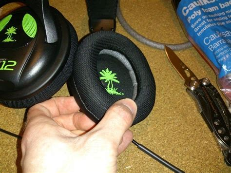 how to make a headset more comfortable how to make your headphones more comfortable with caulk