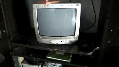 Tv Jadul kerusakan tv samsung jadul matot