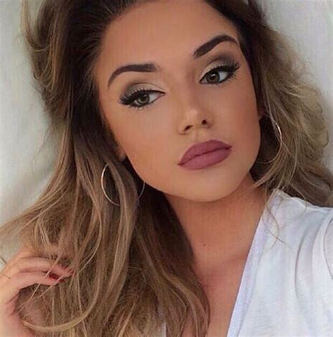 17 Pretty Makeup Looks To Try In 2016 Allure | 17 pretty makeup looks to try in 2018 makeup ideas trends