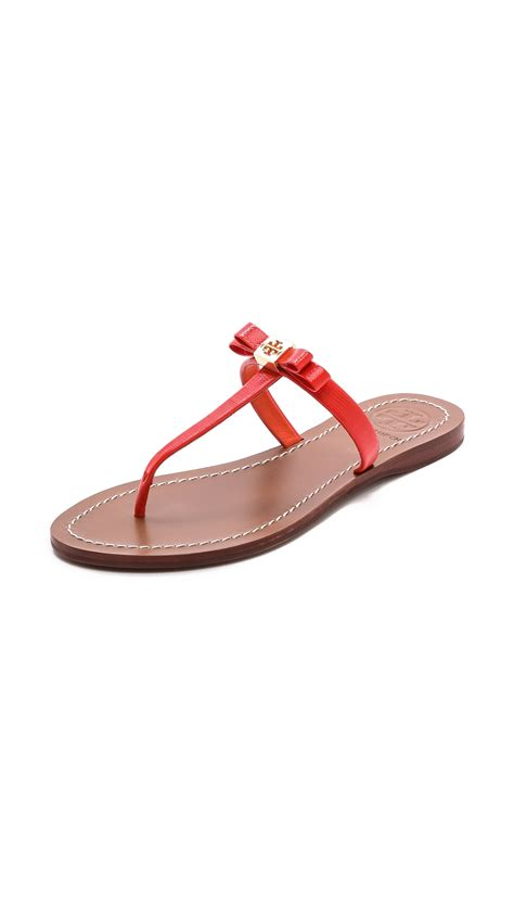 burch sandals burch leighanne sandals in lyst