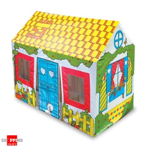 Tenda Bestway Play House 1 bestway cottage play house shopping shopping