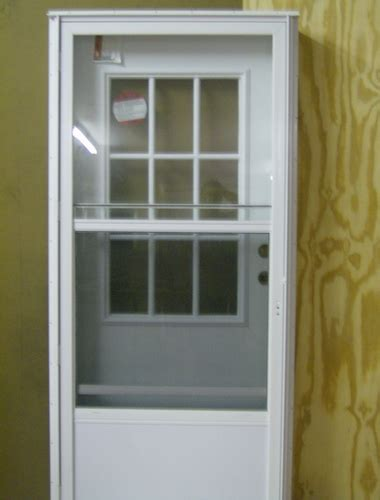 Mobile Home Doors Exterior Exterior Door For Mobile Home 36x80 Steel Door Fan Window Lh For Mobile Home Manufactured