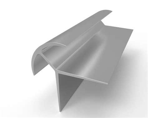 aluminum  corner full radiused  corner