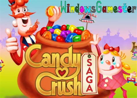 CANDY CRUSH SAGA for PC (FULL VERSION edition) ~ Windows ...