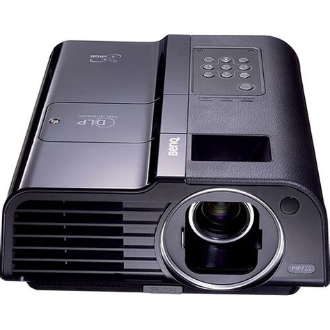 Benq Projector Portable Ms504 benq mp722 portable dlp projector mp722 b h photo