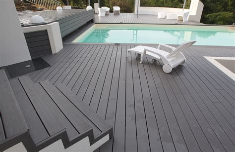 terrasse composite sur sol meuble
