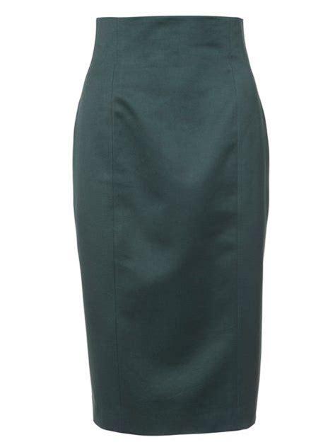 princess seam pencil skirt 04 2012 sewing patterns
