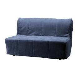 lycksele sofa bed instructions lycksele h 197 vet two seat sofa bed hen 229 n blue ikea united