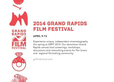 event design grand rapids grand rapids film festival networking and professional