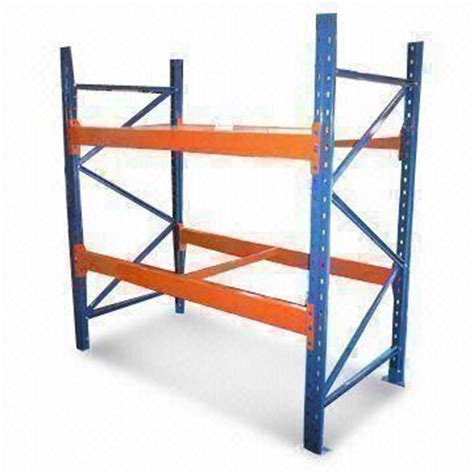 warehouse shelving with 4 000mm height and 2 tons layer