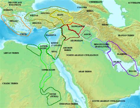 ancient middle east map judah assyrian empire city of ashur assur