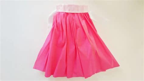vidio jupe bricolage pour enfant fabriquer une jupe de princesse