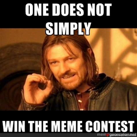 U Win Meme - 2 176 meme contest votate numerosi la tana dei goblin