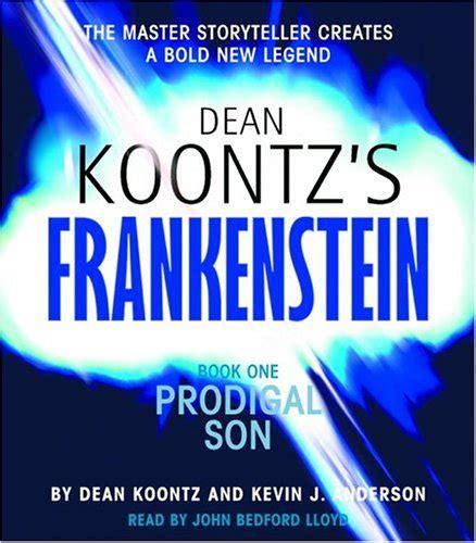 frankenstein prodigal books ean 9780739317112 prodigal dean koontz s