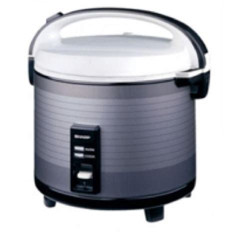 Rice Cooker Sharp Ks R19st sharp rice cooker ks 1800s price in bangladesh sharp rice