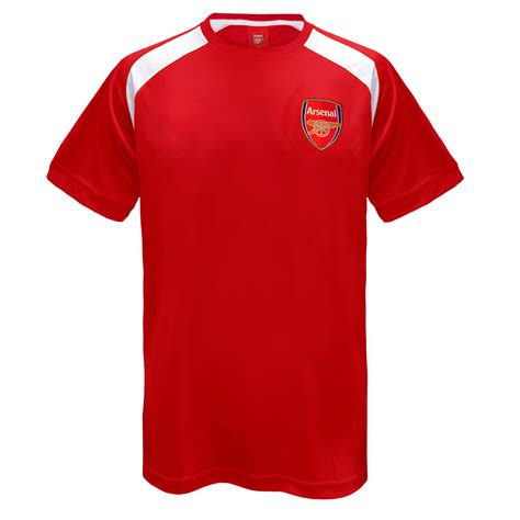 arsenal football club official soccer gift mens poly