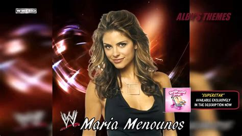 theme songs of all wwe superstars download 2011 maria menounos 2nd wwe theme song quot superstar