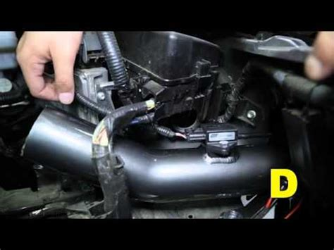 disassemble intake manifold vvt  engine toyota doovi