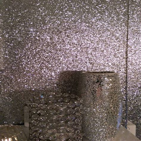 glitter wallpaper reviews 26m lot reflective 3d glitter wallpaper modern glitter